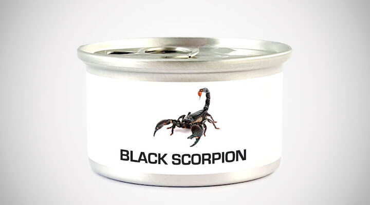 Edible Black Forest Scorpion