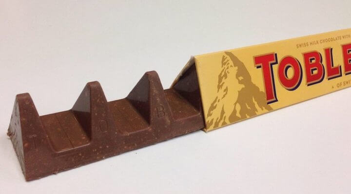 Toblerone Jumbo Bar