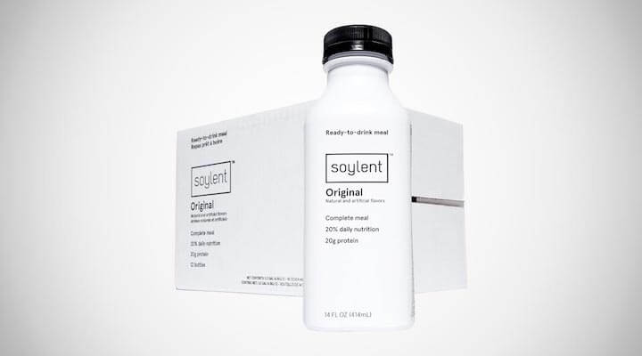 Soylent Meal In A Bottle