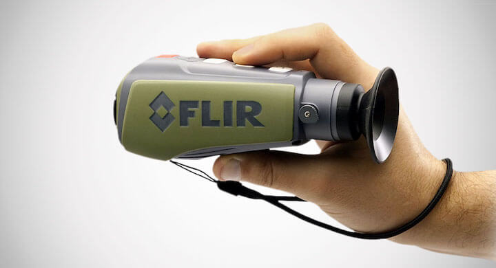 FLIR Handheld Thermal Imaging Monocular