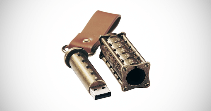 Cryptex USB Flash Drive 32 GB