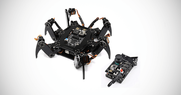 Freenove Hexapod Robot Kit