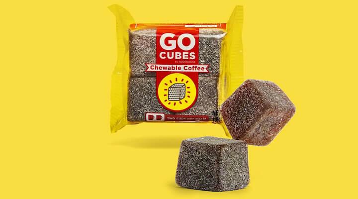 Go Cubes Energy Chews