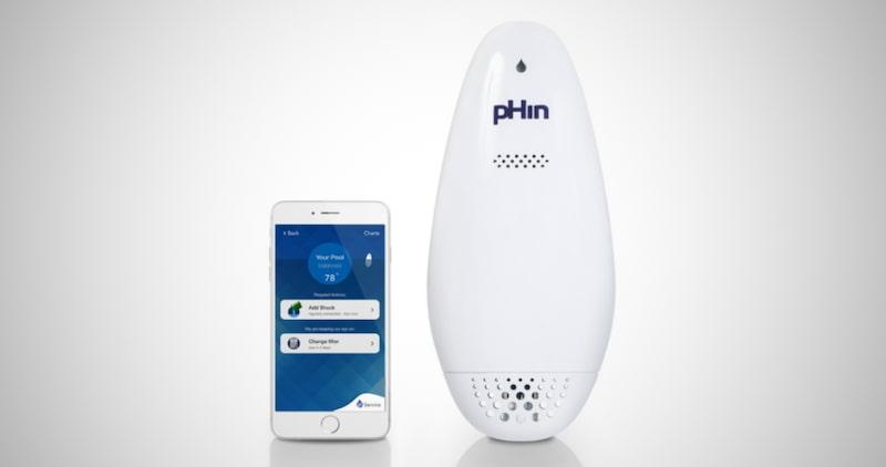pHin Water Monitor