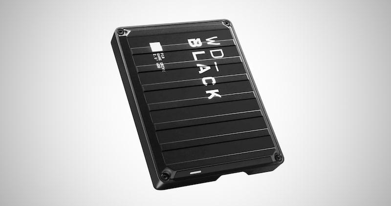 WD Black 5TB P10 External Hard Drive