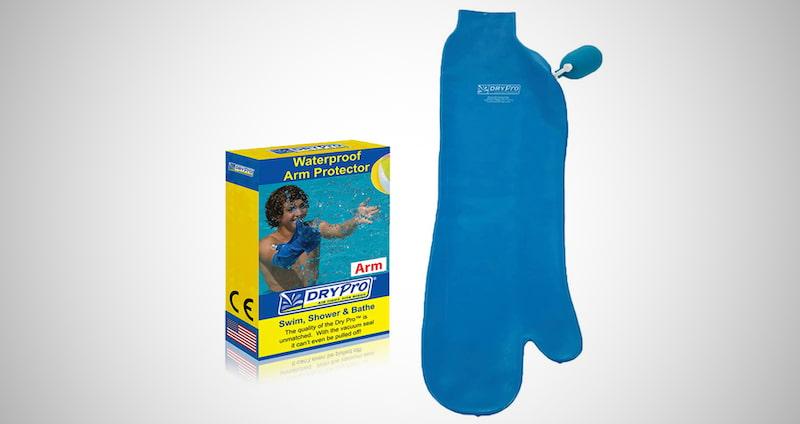DryPro Waterproof Vacuum Sealed Cast Cover