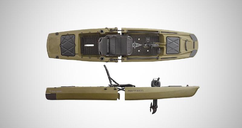 Kingfisher Modular Fishing Kayak