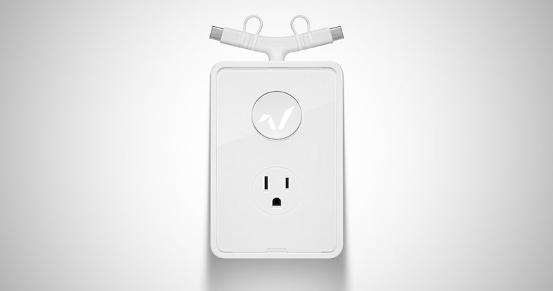 Rabbit Dual Swappable Charger