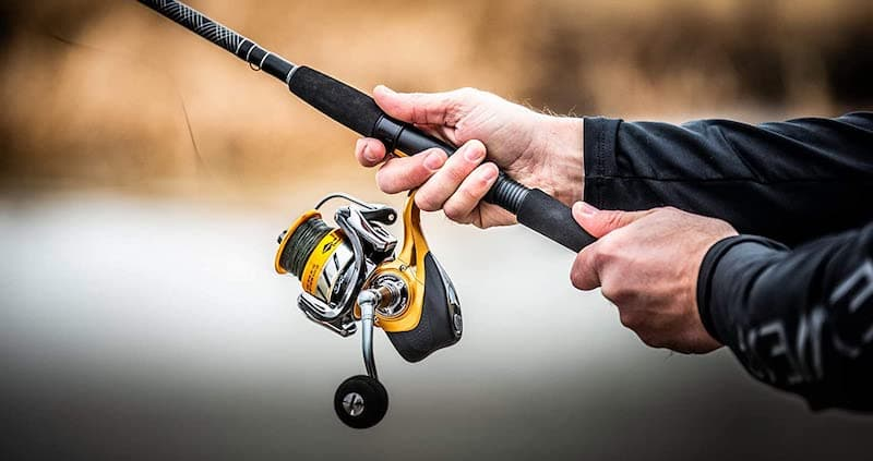 Smart Connect Spinning Reel
