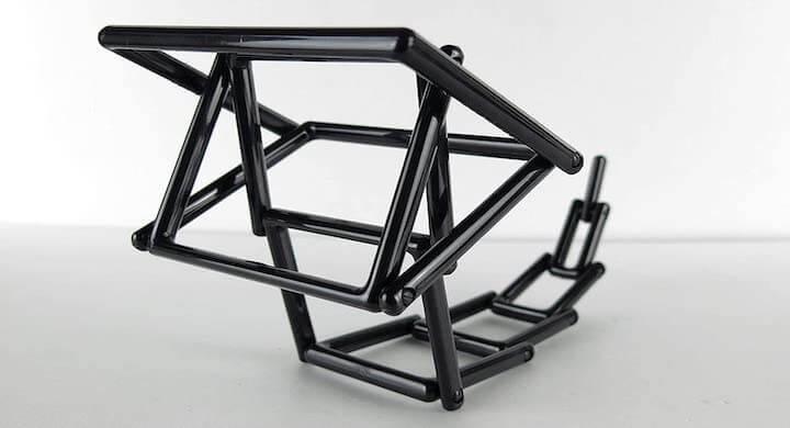 Physics Hack Vortex Dome Desk Toy