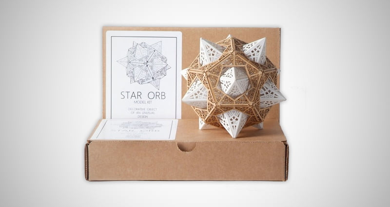 Model Kit of The Star Orb