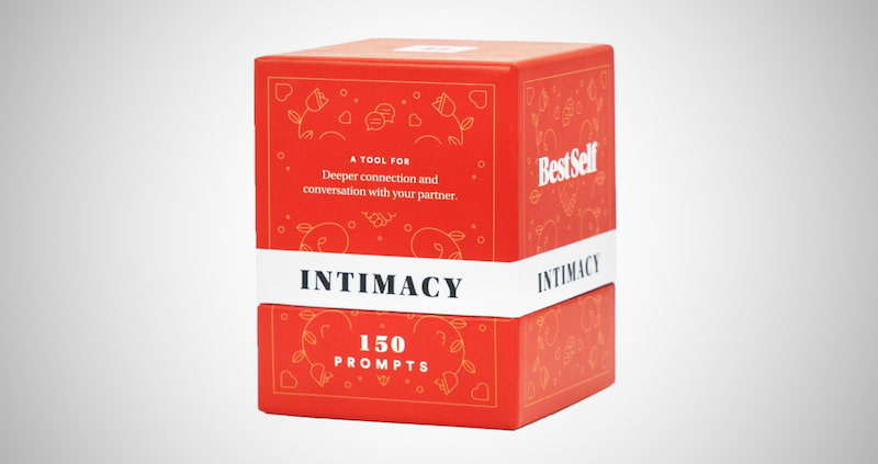 Intimacy Couple Card Game