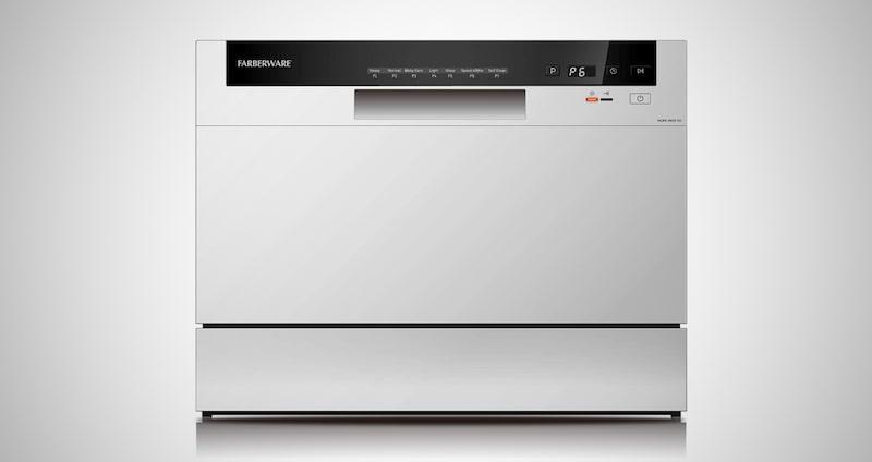 Farberware Portable Countertop Dishwasher
