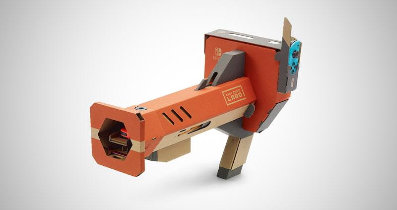Nintendo VR Kit
