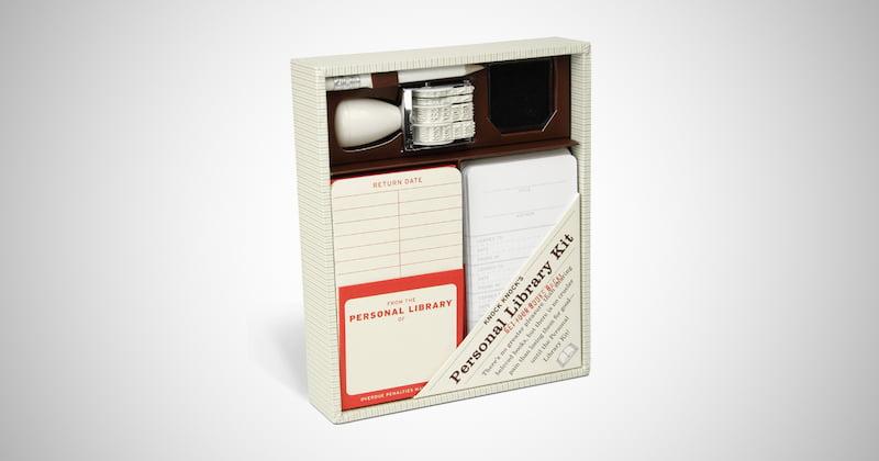 Knock Knock Original Personal Library Kit