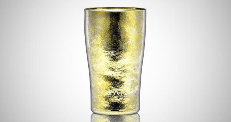 AI PEI 15 oz Pure Titanium Beer Mug