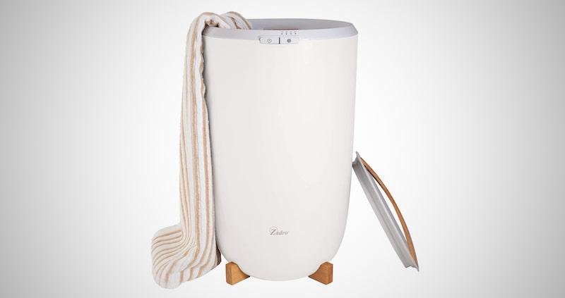Zadro Bucket Style Towel Warmer