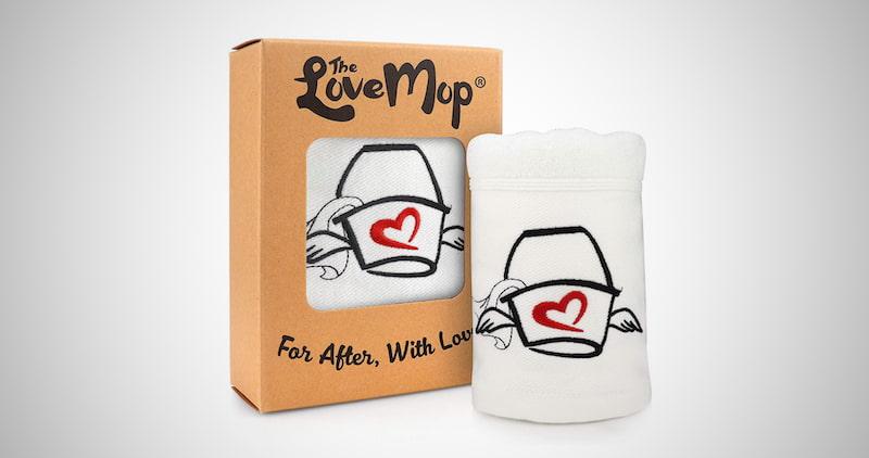 Love Mop Cotton Sex Towel