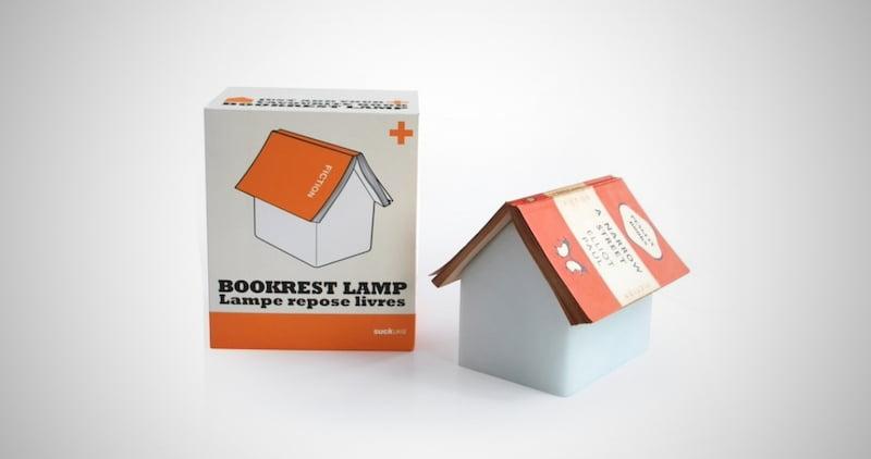 Suck UK Bookrest Lamp