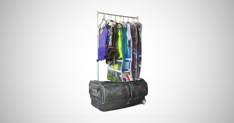 "Ecogear 28"" Dance Garment Rack"
