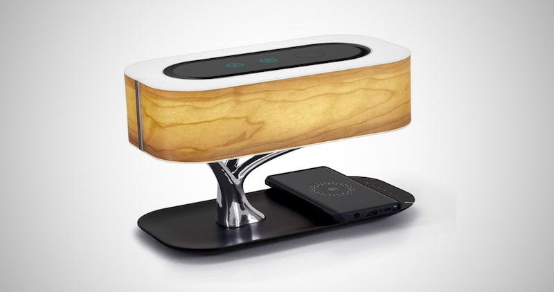 Ampulla Masdio Bedside Lamp