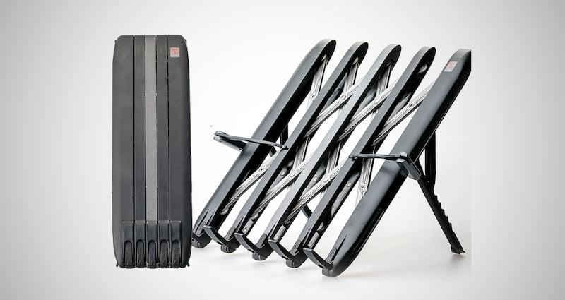 Multi-Purpose Folding Book Stand