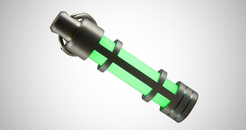 Glow in The Dark Keychain
