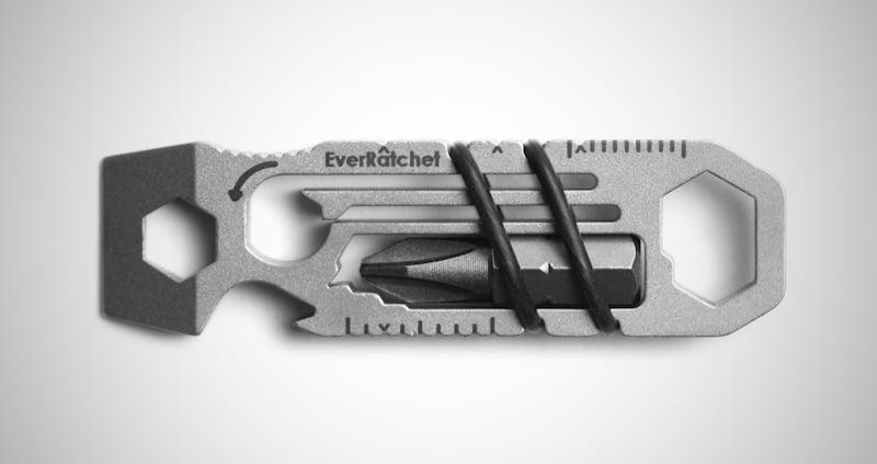 Gear Infusion EverRatchet Pocket Multitool