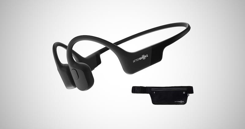 AfterShokz Aeropex Bone Conduction Headphones