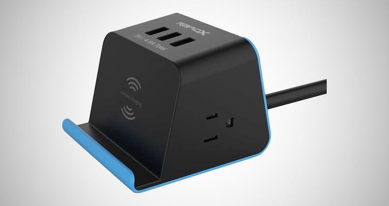 RapidX Mydesktop Wireless Charging Stand