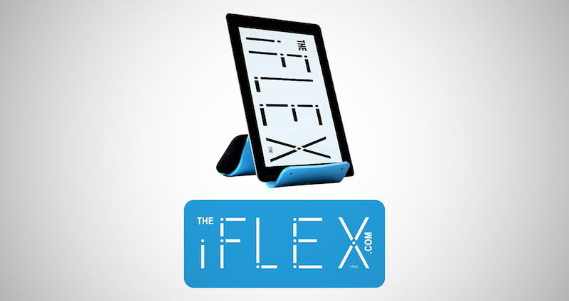 iFLEX Cell Phone & Tablet Stand