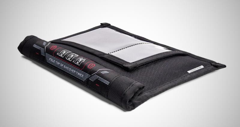 Non-Window Faraday Bag
