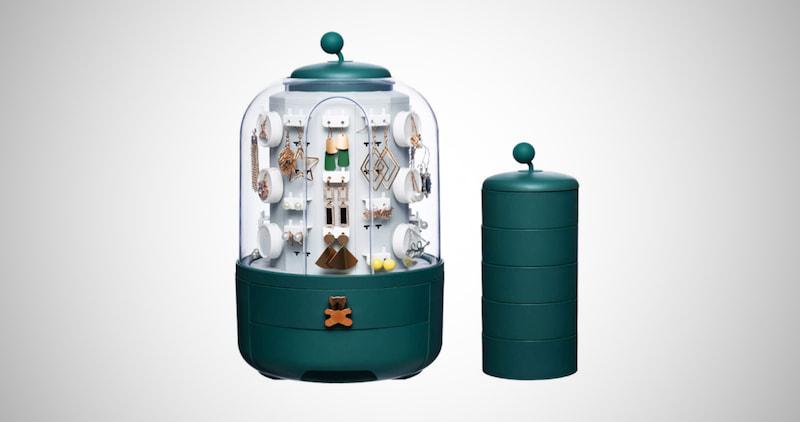 Multifunctional Jewelry Box