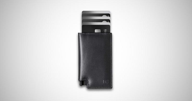 Ekster Parliament Slim Leather Wallet