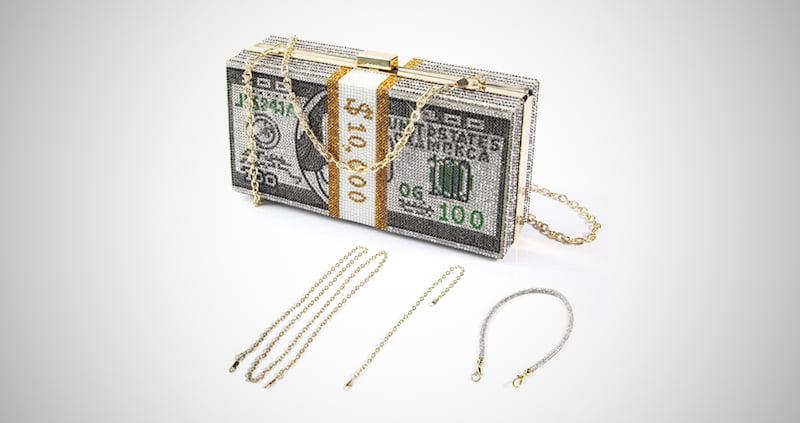 Money Clutch Purses