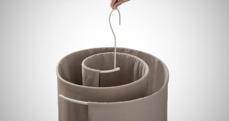 Spiral Hanger