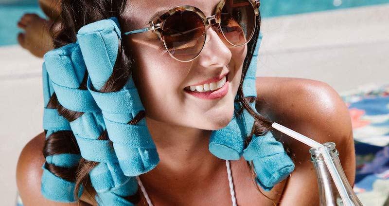 Allstar Heat-Free Sleep Styler