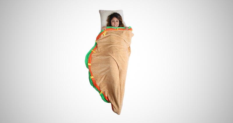 Snuggle-in Sleeping Blanket