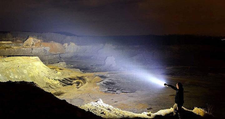 IMALENT MS18 Brightest Flashlight