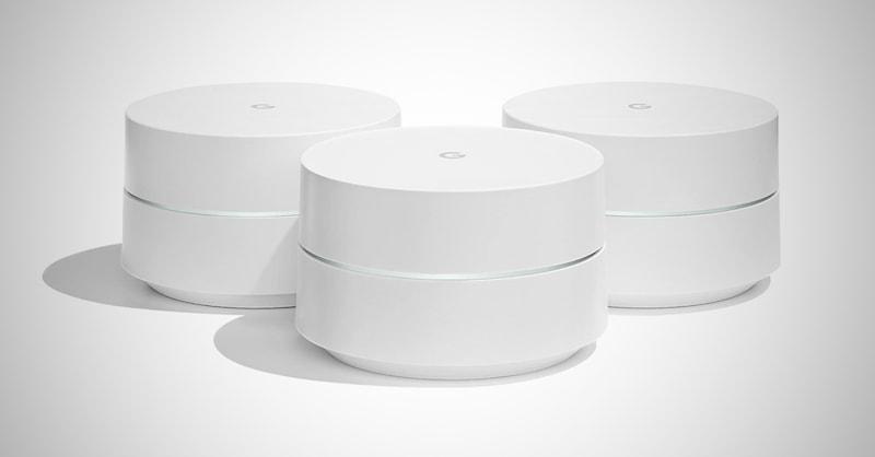 Google WiFi system