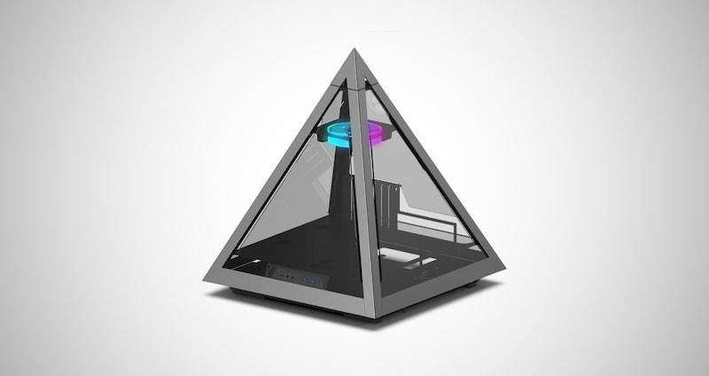 Azza Pyramid Innovative PC Case