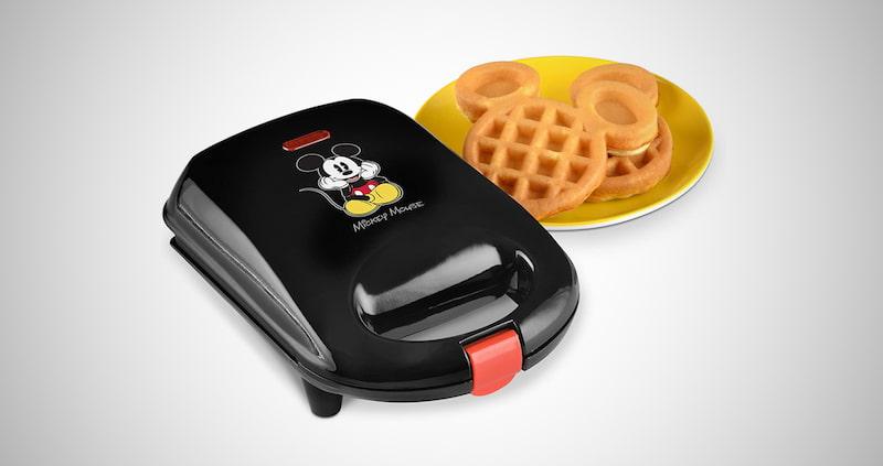 Disney Mickey Mini Waffle Maker