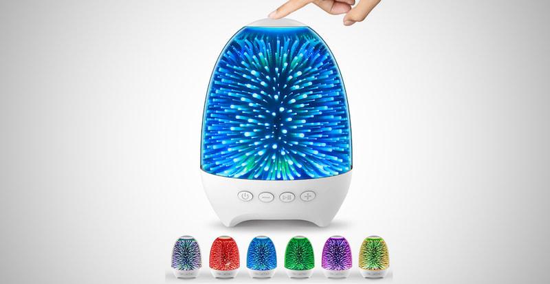 Aiscool Night Light Speaker