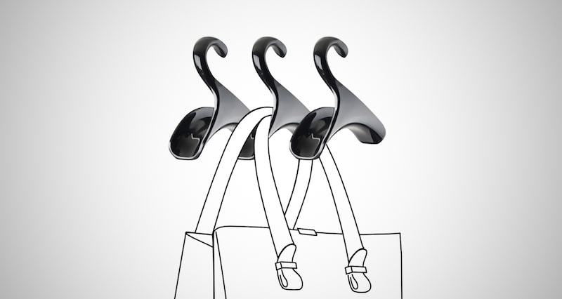 Bag-a-Vie Handbag Hanger Hook