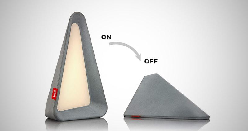 Bay6 Design Gravity Flip Lamp