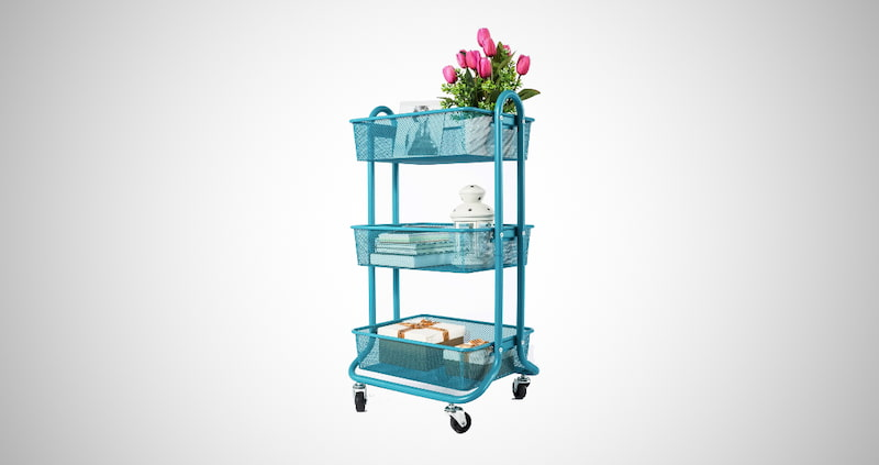 Rolling Storage Art Carts