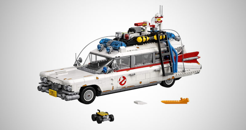 LEGO ECTO-1 Building Kit