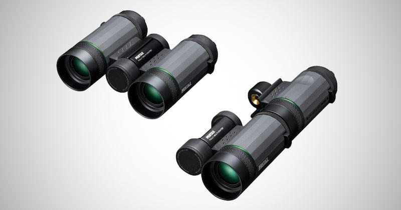 PENTAX 3 in 1 binoculars