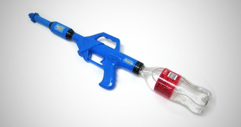 Soda Pop Bottle Tank Water Guns