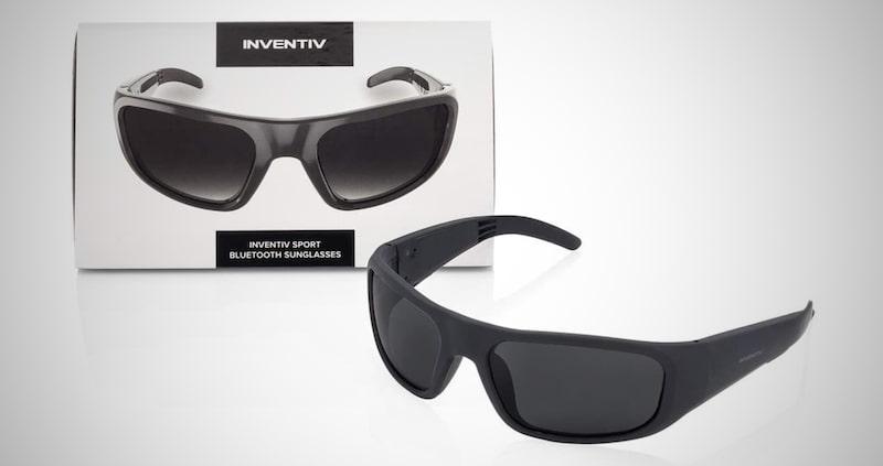 Inventiv Sport Wireless Audio Sunglasses
